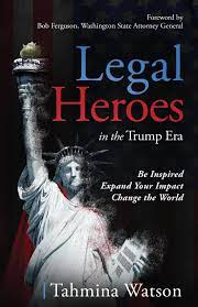 book cover of Legal Heroes in the Trump Era